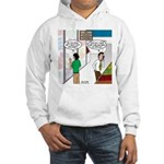 Men Shopping Hooded Sweatshirt