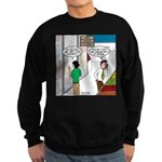 Men Shopping Sweatshirt (dark)