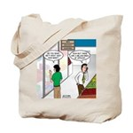 Men Shopping Tote Bag