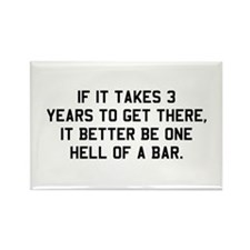 Bar exam Magnets