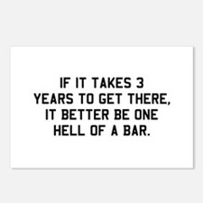 Bar exam Postcards (Package of 8)