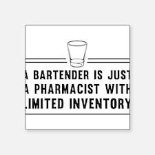 Bartender pharmacist Sticker