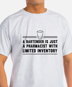Bartender pharmacist T-Shirt