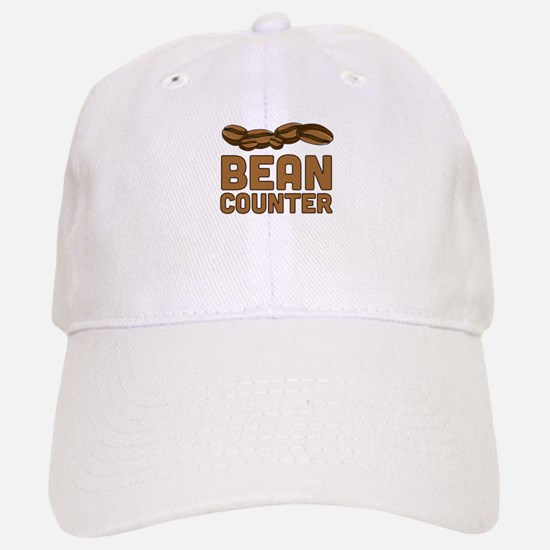 Bean counter Baseball Baseball Baseball Cap