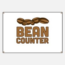 Bean counter Banner