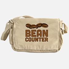 Bean counter Messenger Bag