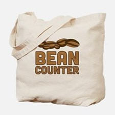 Bean counter Tote Bag
