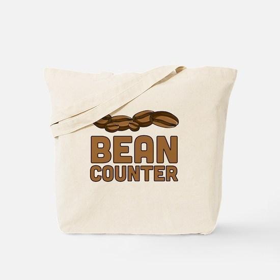 Bean counter Tote Bag
