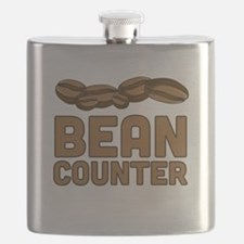 Bean counter Flask