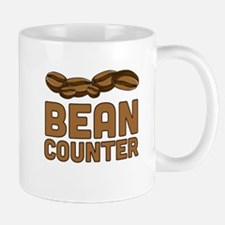 Bean counter Mugs