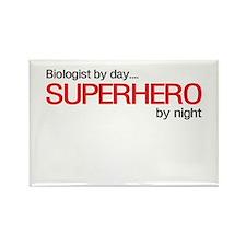 Biologist day hero night Magnets