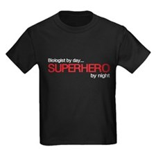 Biologist day hero night T-Shirt