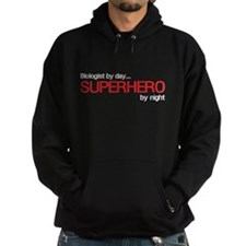 Biologist day hero night Hoodie