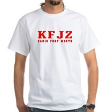 KFJZ Ft Worth '62 - Shirt