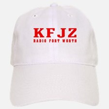 KFJZ Ft Worth '62 - Baseball Baseball Cap