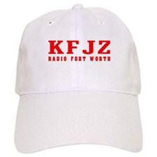 KFJZ Ft Worth '62 - Baseball Cap