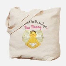 New Baby Angel Tote Bag