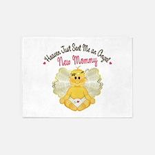 New Baby Angel 5'x7'Area Rug