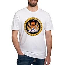 Personalized Uss America Cv-66 T-Shirt