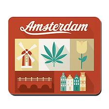 Dutch Pride Mousepad