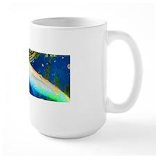 Blue Fish Mugs