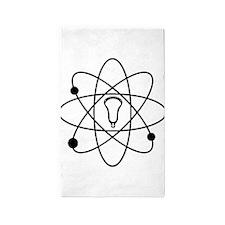 Lacrosse Atom 3'x5' Area Rug