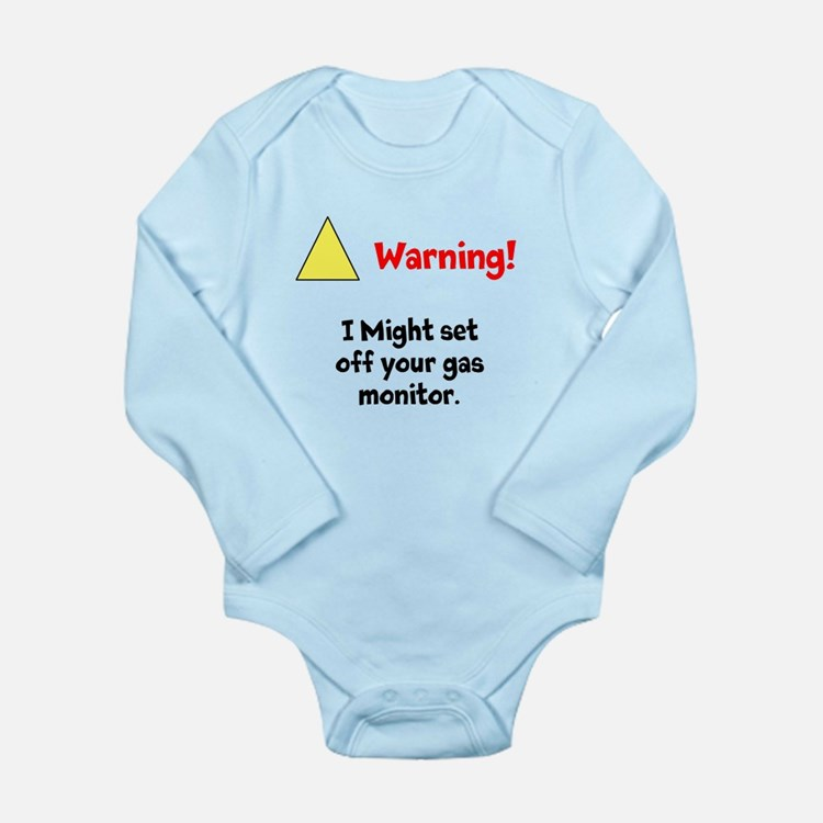 Gas Monitor Body Suit