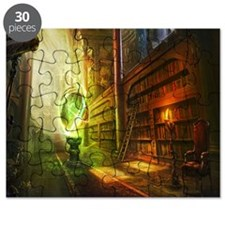Mystical Library Puzzle