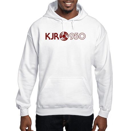KJR Seattle '80 - Hooded Sweatshirt