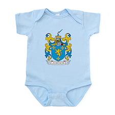 Jordon Family Crest Body Suit