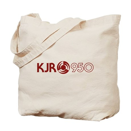 KJR Seattle '80 - Tote Bag