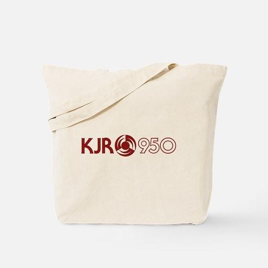KJR Seattle '80 -  Tote Bag