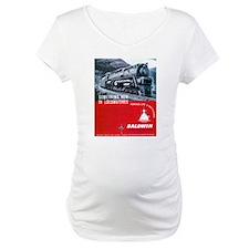 Baldwin S-2 Steam Locomotive Shirt
