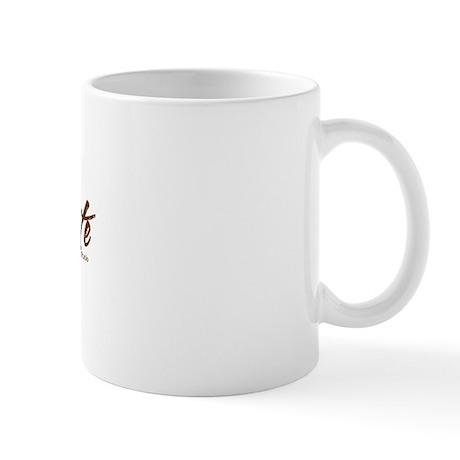 Hot Chocolate Swirl Mug