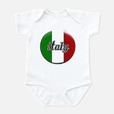 Italy Logo Infant Bodysuit
