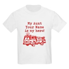 My Aunt Is My Hero (Custom) T-Shirt