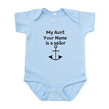 My Aunt Is A Sailor (Custom) Body Suit