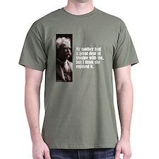 "Twain ""My Mother"" T-Shirt"