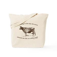 Cute Holstein Tote Bag