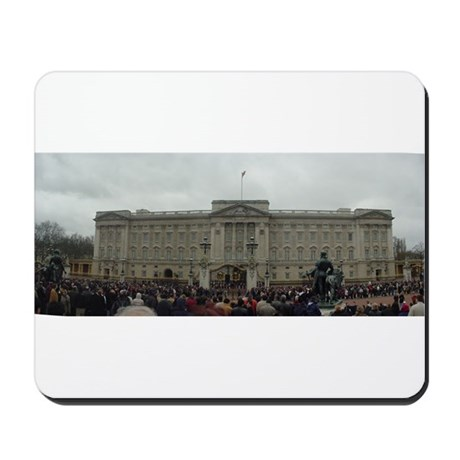Changing of Guards London Mousepad