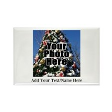 Custom Personalized Color Photo And Text Magnets