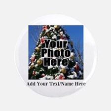 """Custom Personalized Color Photo And 3.5"""" Butt"""