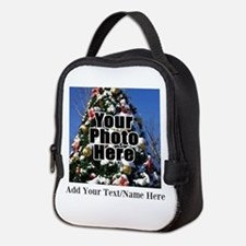 Custom Personalized Color Photo and Text Neoprene