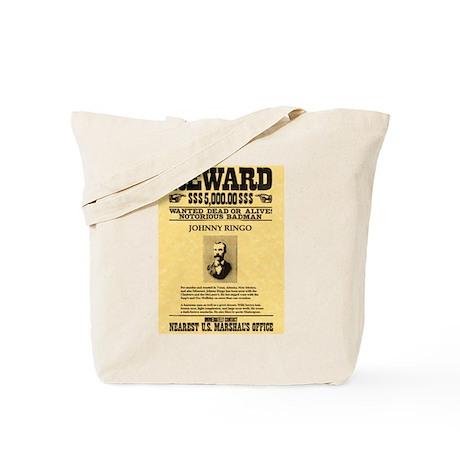 Johnny Ringo Tote Bag