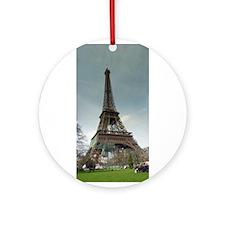 Eiffel Tower, Paris, France, Ornament (Round)