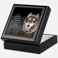 Wolf Totem Animal Spirit Guide for Inspiration Kee