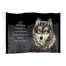 Wolf Totem Animal Spirit Guide for Inspiration Pil