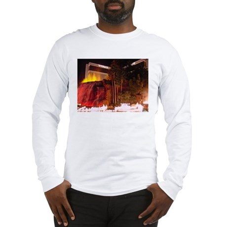 Mirage Explosion, Las Vegas! Long Sleeve T-Shirt