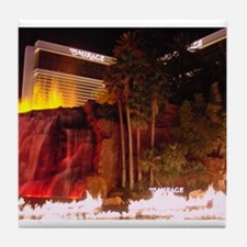 Mirage Explosion, Las Vegas! Tile Coaster