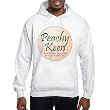 Peachy Keen Charm Hoodie